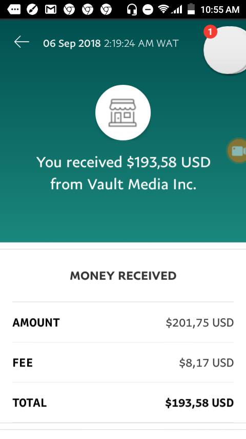 powerhouse affiliate payment proof