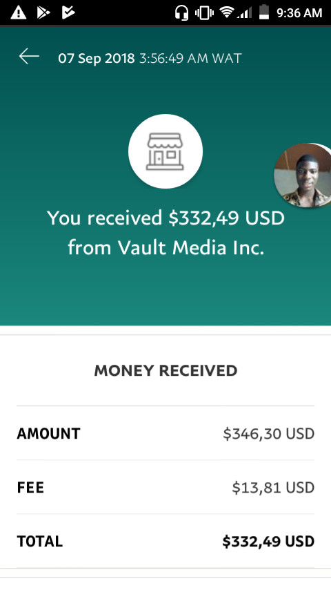 Powerhouse Affiliate payment proof vault media
