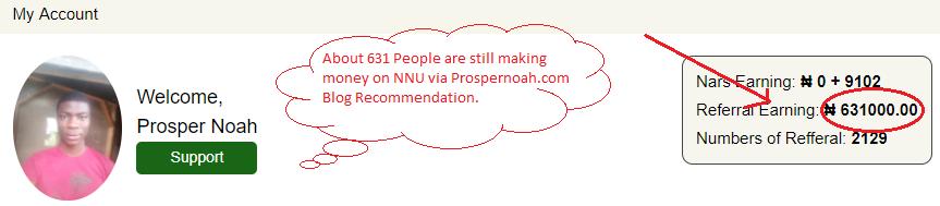 prospernoah recommendation right