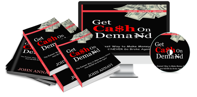 Cash on Demand System: Make First N200k, ₦2,000,000, ₦350,000 in Just one Night, 14 days, and 30 days