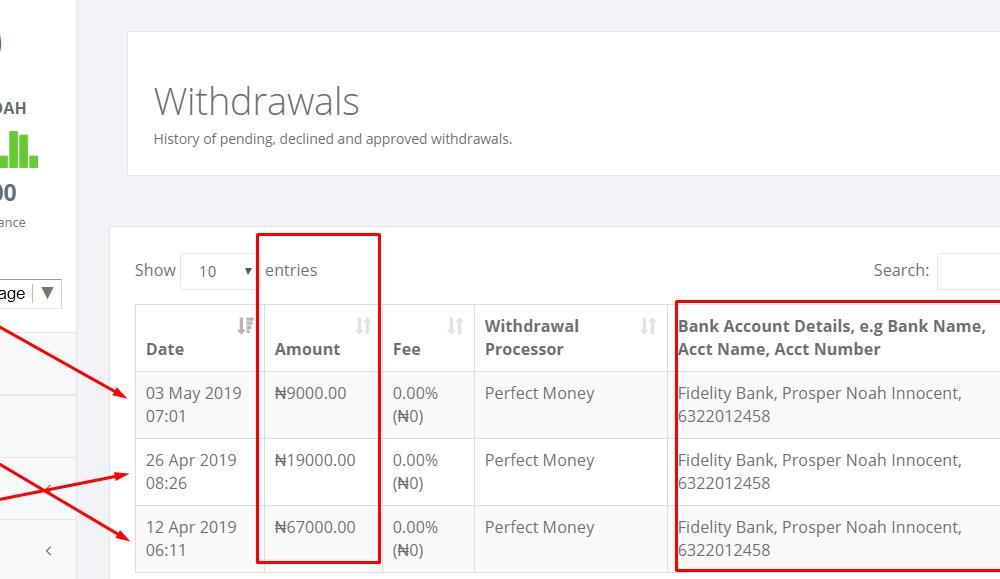 hiwap proof payment