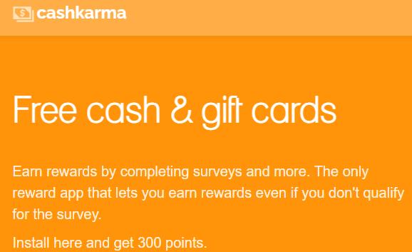 cashkarma
