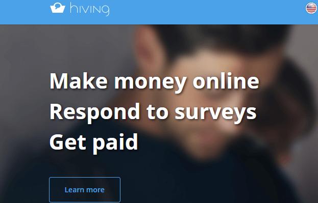 Hiving surveys
